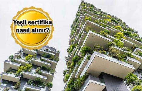 Yeşil binalar için