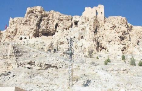 Mardin Kalesi'nde restorasyon