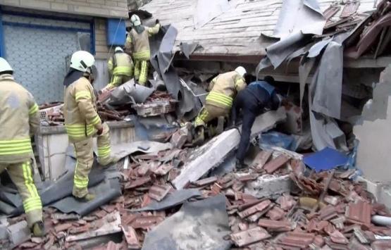 Kartal'daki binanın enkazında delil toplanıyor!