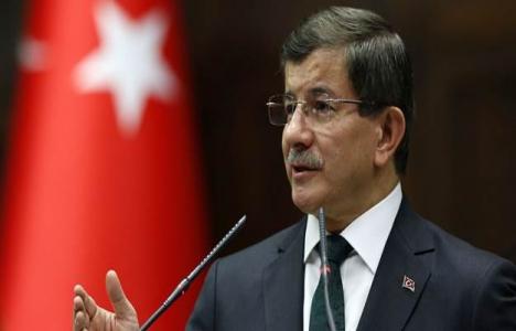 Ahmet Davutoğlu İstanbul'daki