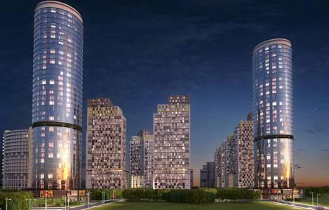 Kristal Residence 1+1 daireler 352 bin TL! Yeni proje!