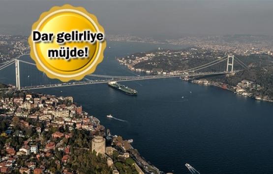 İstanbul'a 10 bin yeni sosyal konut geliyor!