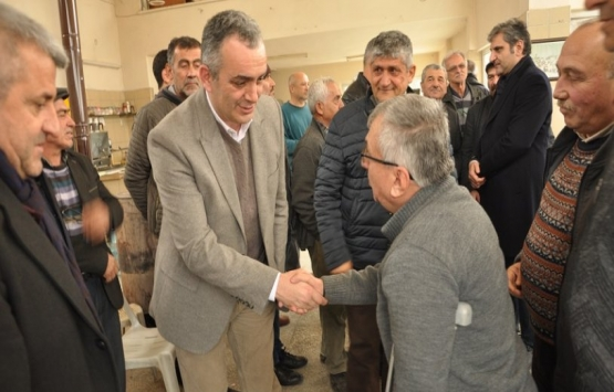 Antalya Bahtılı'nın imar sorunu çözülecek!