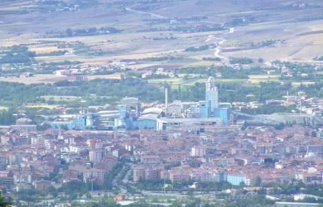 Elazığ Çimento Fabrikası