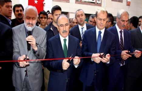 Van Erciş'teki Karayusufpaşa Camii açıldı!