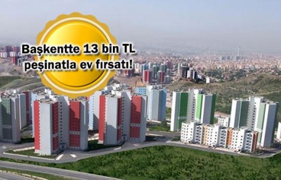TOKİ'nin Ankara'daki 966