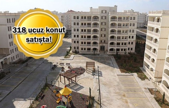 TOKİ'den 13 bin TL peşinat, 393 TL taksitle ev fırsatı!