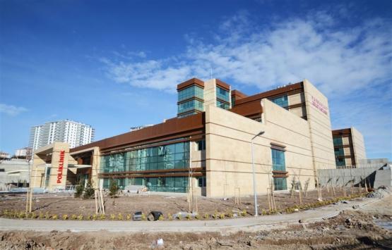 Pursaklar Devlet Hastanesi'nde