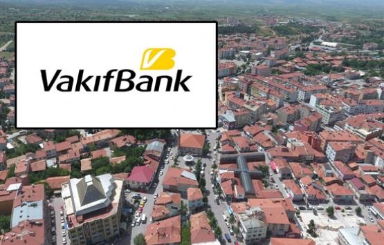 VakıfBank'tan imar barışına özel kredi!
