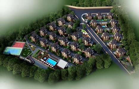 Merkez zekeriyak y vaziyet plan emlakkulisi com for Terrace plus zekeriyakoy