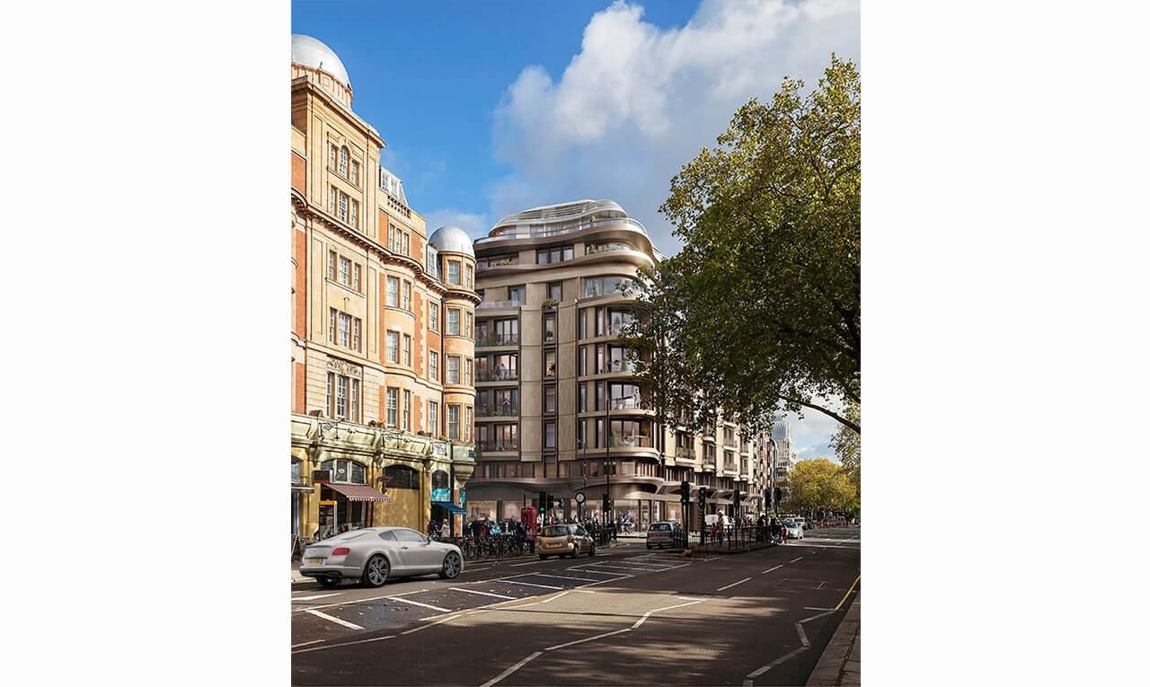 Ant Yapı Londra'daki 100 milyon sterlinlik projesine başlıyor!