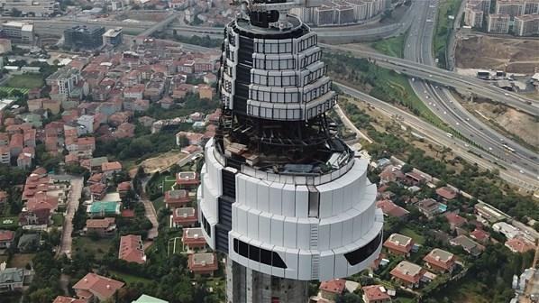 Küçük Çamlıca TV-Radyo Kulesi