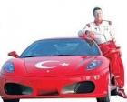 Fikret İnan'dan Metin Şentürk'e Ferrari jesti