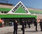 Bursa Anatolium AVM'de Leroy Merlin'in ilk mağazası açıldı