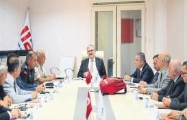 Antalya yeni lojistik merkez yapılacak!
