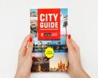 Akfen GYO'dan şehir rehberi konseptli 2014 Faaliyet Raporu!
