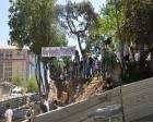 Gezi Parkı'nın yıkımı tepkiye neden oldu!