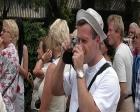Yabancı turist sayısı 3 milyon 440 bin kişiye yükseldi!