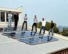 Özyeğin Üniversitesi Bitlis'e güneşli okullar sulu tarlalar projesini kurdu!
