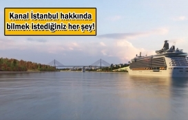 21 maddede Kanal İstanbul projesi!
