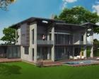 Yalçınlar Gölmahal Evleri'nde villalar 1 milyon 295 bin dolar!
