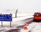 Sivas-Malatya karayolu ulaşıma kapatıldı!