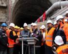 Kadir Topbaş: İstanbul'un altını demir ağlarla örüyoruz!