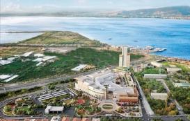 İzmir İstinye Park'ın yüzde 70'i tamam!