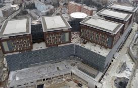 Göztepe Şehir Hastanesi Eylül'de açılacak!