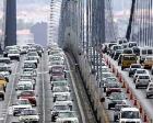 Haliç Köprüsü'ndeki asfaltın acilen yol bakımına ihtiyacı var!