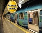Göztepe-Ataşehir-Ümraniye Metro Hattı inşaatında son durum!