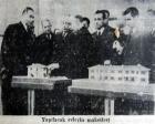 1947 yılında Mecidiyeköy'de 42 adet ev inşa edilecek!