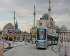 Konya'da tramvay deneme seferleri başladı!