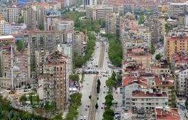 Konya'da 6.7 milyon TL'ye icradan satılık bina!