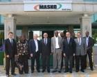 Adolph Muzito, MASKO Mobilya Kenti'ne misafir oldu