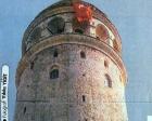 2000 yılında Galata Kulesi'nin dış cephe onarımı bitmiş!