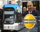 Eminönü-Eyüp-Alibeyköy Tramvay Hattı 2018'de bitecek!