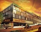 Varyap Plaza'da inşaatın yüzde 75'i tamamlandı!