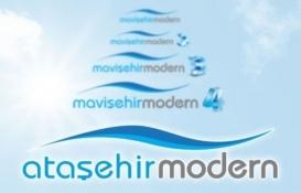 Gergül İnşaat Ataşehir Modern nerede?