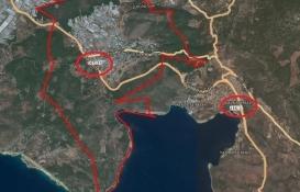 Antalya'da 9.1 milyon TL'ye icradan satılık gayrimenkuller!