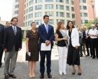 Mustafa Sarıgül, Şişli plazalarını yangın ihtimaline karşı gezdi!