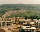 Garanti Koza'da icradan satılık 3 villa!