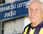Fenerbahçeli Lefter Sokağı'ndan Palamut Sokak ibaresi Fatih Çekirge sayesinde kalktı!