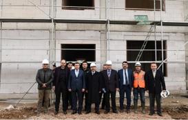 Kocaeli İl Emniyet Müdürlüğü'nün yeni binası 2 yıl erken bitirilecek!