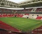 Seyrantepe Arena Stadı'nda mescit inşa edecek!