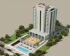 Crowne Plaza Bursa'nın temeli atıldı!