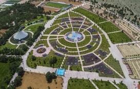 Konya Seydişehir Millet Bahçesi ihalesi 20 Şubat'ta!