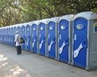 Samsun Vakıflar 'dan kiralık tuvalet!