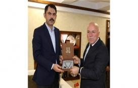 Murat Kurum'dan Erzurum Emekli Konutları projesine destek!