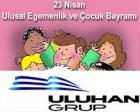 Uluhan Grup'tan Babil Kuleleri'nde 23 Nisan şenliği!